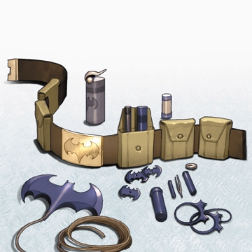 The Batman Utility Belt